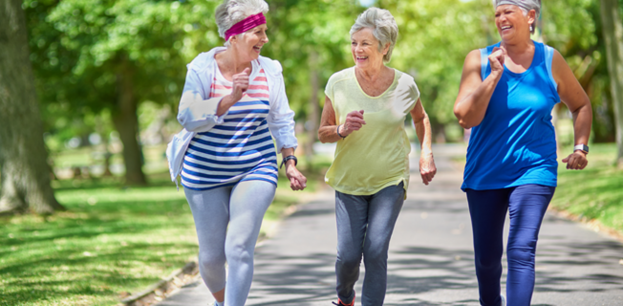 Maintaining a healthy lifestyle as we age