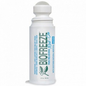 Biofreeze Pain Relief Gel Roll On (89ml) Cold Gel