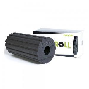 Blackroll Groove Standard Foam Roller (Black)