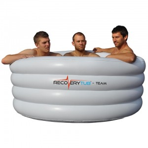 Recovery Tub Team INFLATABLE Ice Bath