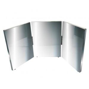 UltraSafe Glassless Mirror Triple Panel