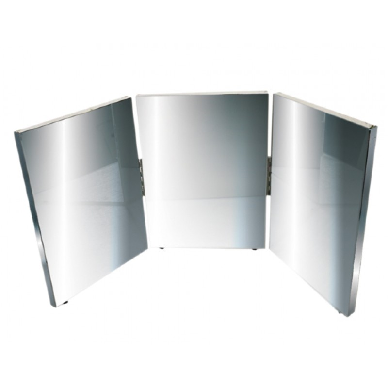 Ultrasafe Glassless Mirror Triple Panel Herculife Malaysia