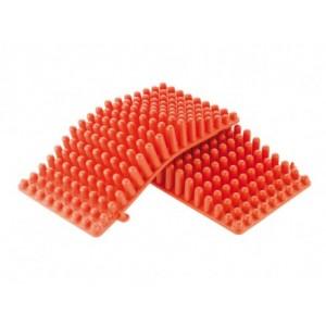 Gymnic Bene-feet Mat Orange Foot Massage Mat