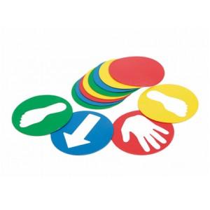 Gymnic Educ'o'Disks 21