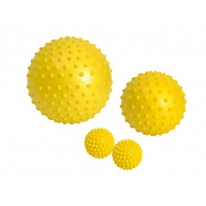 Gymnic Sensyball (Yellow) Physiotherapy Massage Ball