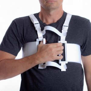 Heart Hugger Sternum Support Harness for Post-Thoracic Surgery
