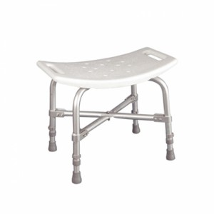 Shower Bench with Height Adjustment (without backrest)