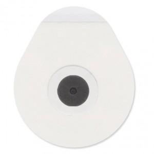 Hercusense ECG / EMG Electrode Drop-Shaped Ag/AgCl - 36 x 42mm (50 pcs)