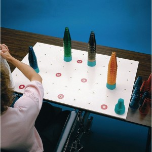 Stacking Cone Pattern Board