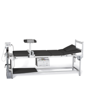 Physiomed TRAComputer with couch and MiLi